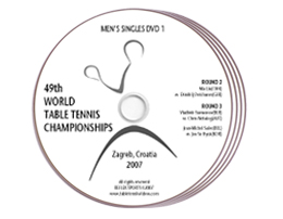 World Championships 2007 DVDs - Women's singl