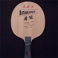 KTL Instinct, controlled attack blade (5ply)