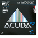 Donic ACUDA S2 - 3rd Generation!