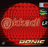 Donic Akkadi L2 - versatile long pimple (Clearance)