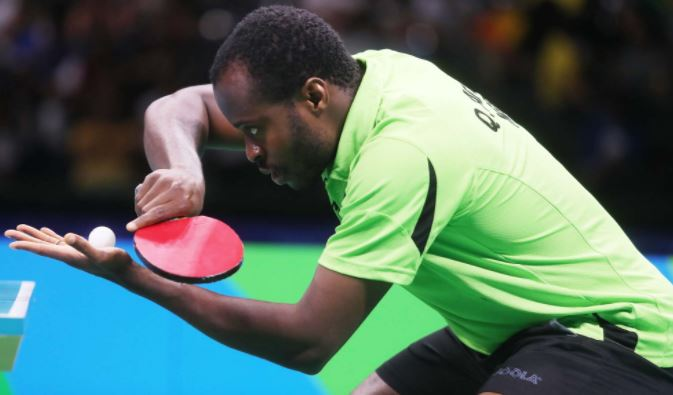 Aruna Quadri table tennis bat