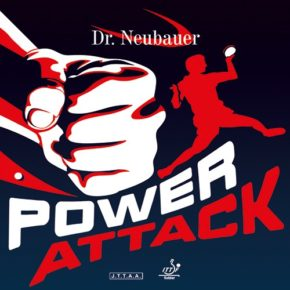 Dr Neubauer Power Attack - Antispin for attack!