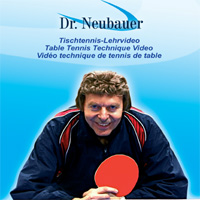 Dr Neubauer Table Tennis Technique DVD