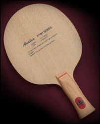 Blade for advanced level table tennis bat