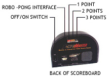 Pong Master - interactive electronic game - Click Image to Close