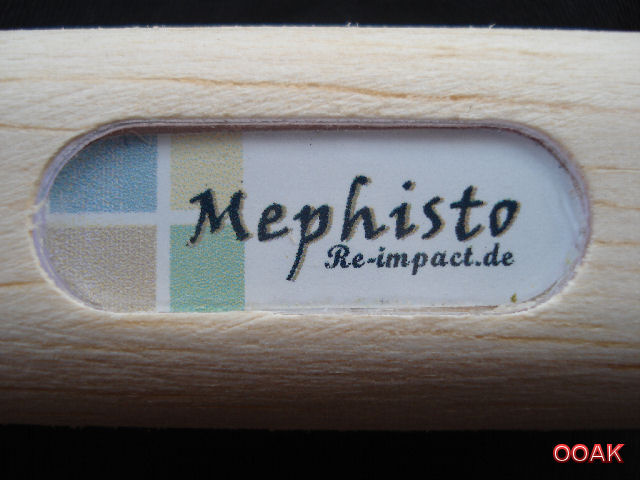 Re-Impact Mephisto-extreme control and disturbing with long pips - Click Image to Close