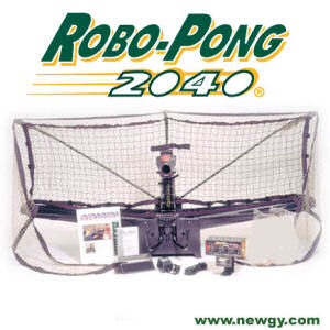 Newgy Robo-Pong 2040+ (AU, regular mail only)