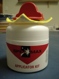 Spinmax applicator kit