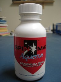 SPINMAX AQUEOUS - New water based Spinmax