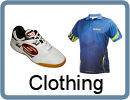Table Tennis Shoes Shirts