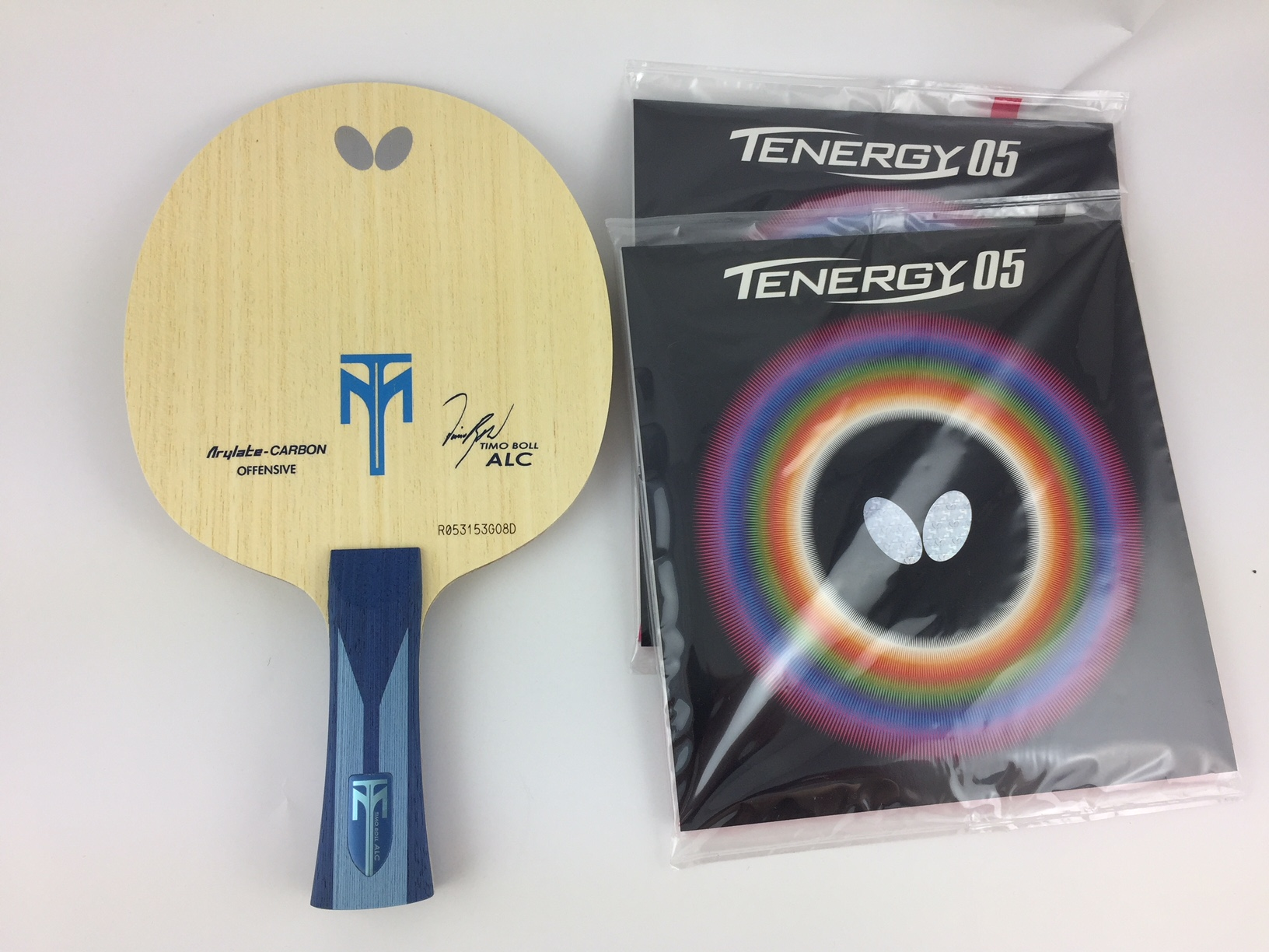 Butterfly Table Tennis Bats