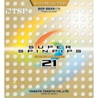 TSP Super Spinpips 21 - excellent speed/spin, long pimple effect