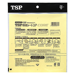 TSP Core PSA sheet - glue sheet
