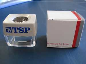 TSP Optical measuring scale lens - for sponge thickness
