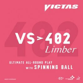 Victas VS > 402 Limber - Extreme Spin