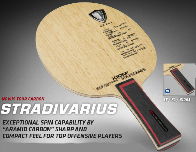 XIOM STRADIVARIUS - Aramid Carbon! - Click Image to Close